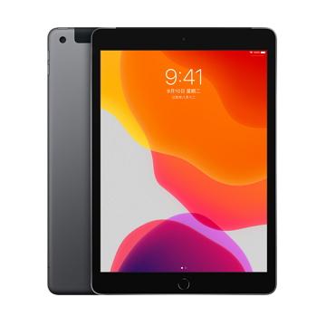 iPad 10.2吋 7th Wi-Fi+CELL 128GB 太空灰