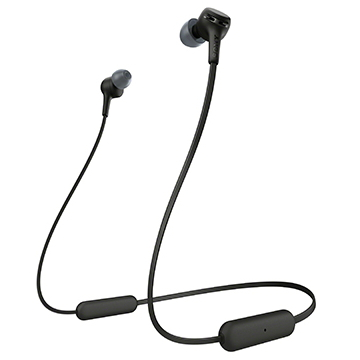 SONY WI-XB400無線藍牙入耳耳機-黑