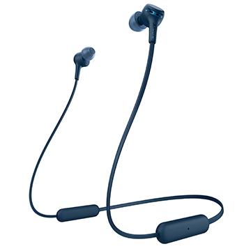 SONY WI-XB400無線藍牙入耳耳機-藍