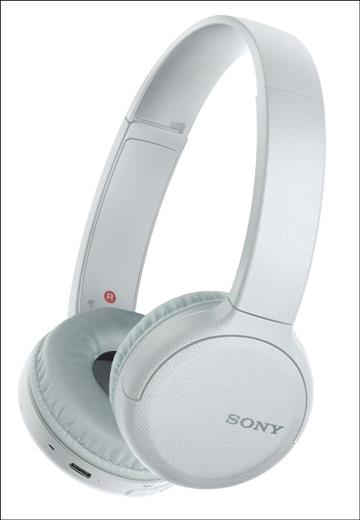 SONY WH-CH510無線藍牙耳罩式耳機-白
