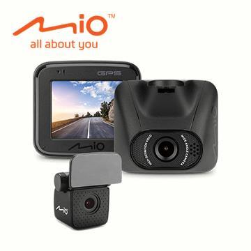 Mio MiVue C550D GPS大光圈行車記錄器