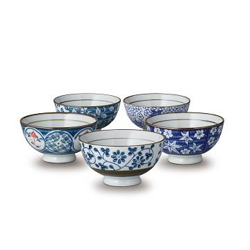 日式五入碗