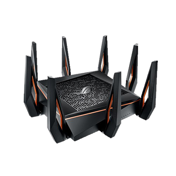 華碩 GT-AX11000 ROG三頻電競WiFi路由器