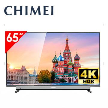 奇美CHIMEI 65型 4K 安卓液晶顯示器 TL-65R500(視202680)