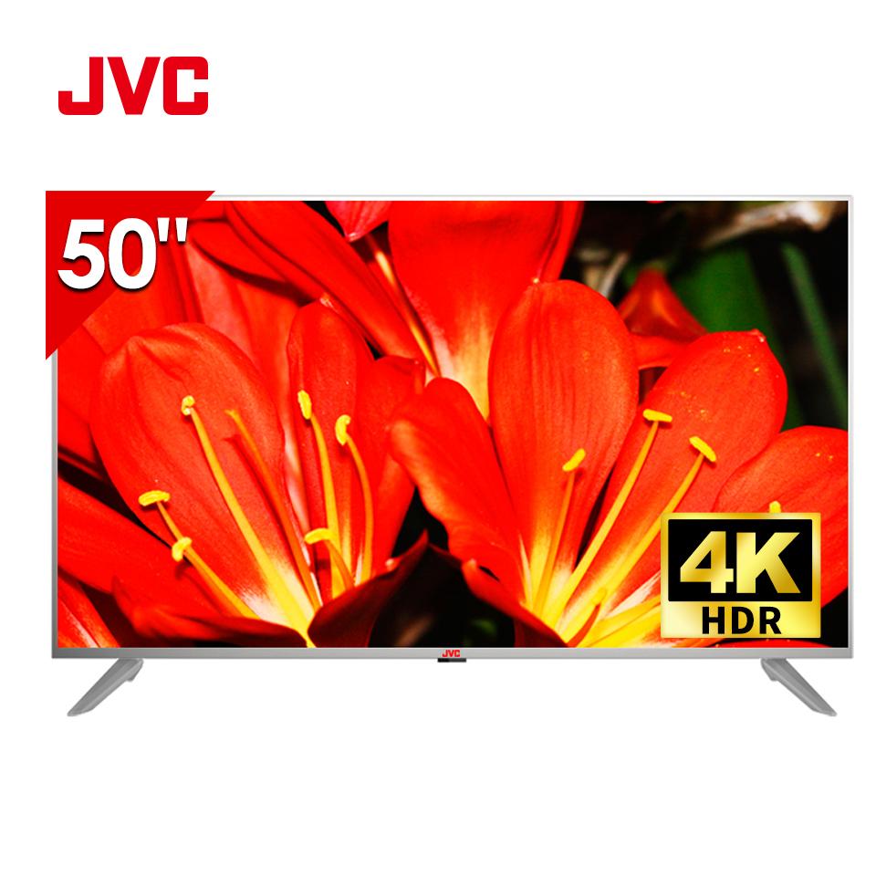 JVC 50型4K HDR 防眩抗藍光 護眼液晶顯示器