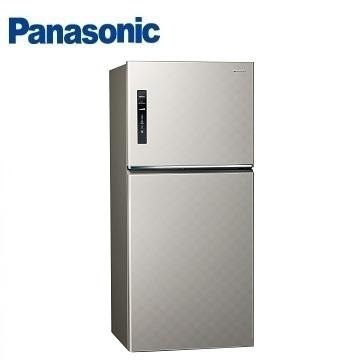 【福利品】展-Panasonic 579公升雙門變頻冰箱