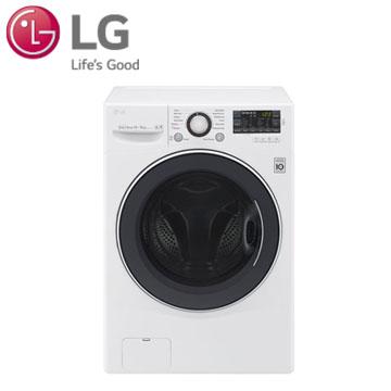 【福利品】展-LG 14公斤6-MOTION DD洗脫烘滾筒洗衣機