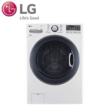 【福利品】展-LG 16公斤蒸氣洗脫烘滾筒洗衣機