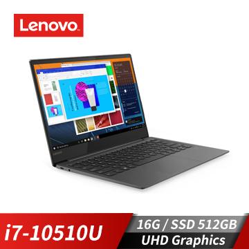 【福利品】LENOVO YOGA筆記型電腦(W10/i7-10510U/13F/16GD4/512SPM2)
