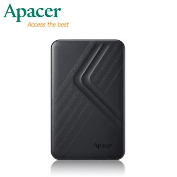 【2TB】Apacer 2.5吋 行動硬碟 (AC236)