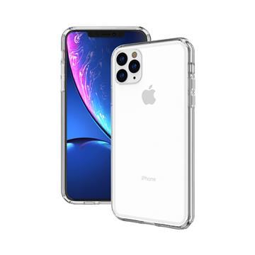 JTLEGEND iPhone 11 Pro Max 雙料減震保護殼-透明