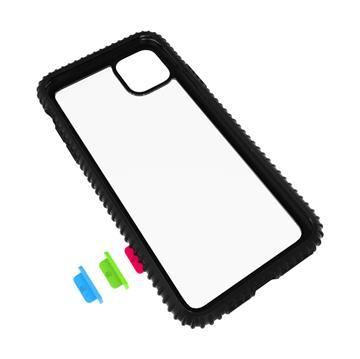 JTLEGEND iPhone 11 Pro Max WAVYEE 保護殼-黑