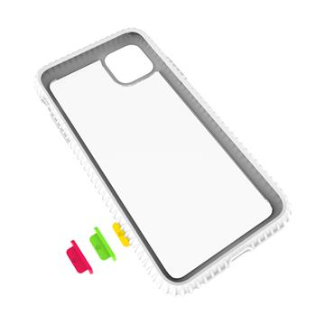 JTLEGEND iPhone 11 Pro Max WAVYEE 保護殼-白