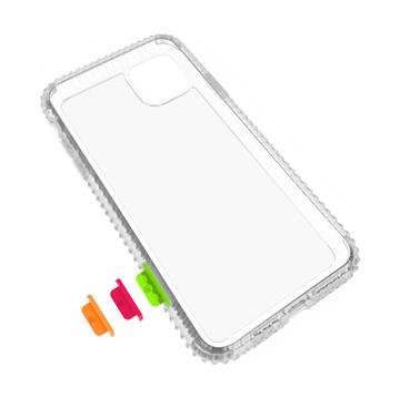 JTLEGEND iPhone 11 Pro Max WAVYEE 保護殼-透明