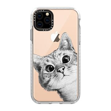 Casetify iPhone 11 Pro Max耐衝擊保護殼-躲貓貓