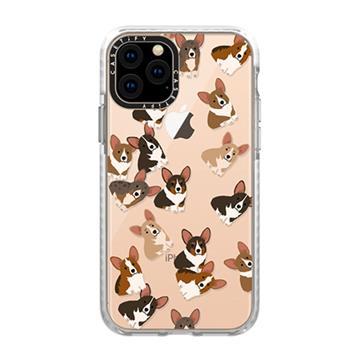 Casetify iPhone 11 Pro Max耐衝擊保護殼-搗蛋柯基