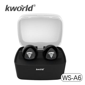廣寰 WS-A6 雙耳真藍牙無線耳機