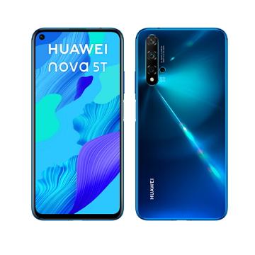Huawei Nova 5T YALE-L61D蘇音藍