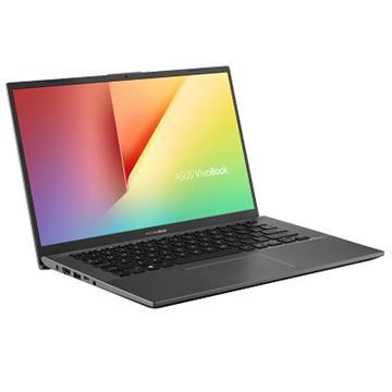 ASUS Vivobook X412FA-星空灰 14吋筆電(i5-8265U/4GD4/512G)