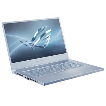 ASUS GU502GU-冰河藍 15.6吋筆電(i7-9750H/GTX1660TI/16GD4/1T SSD)