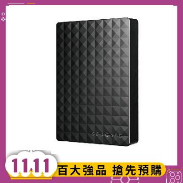 【5TB】Seagate 2.5吋 行動硬碟(新黑鑽) STEA5000402