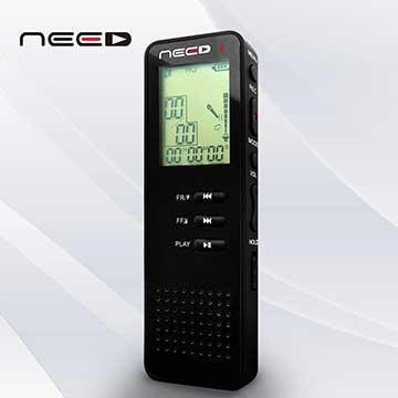 尼德 8G錄音筆