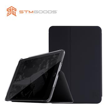 STM Studio 2019 iPad Mini 5 保護殼-黑 stm-222-161GY-01