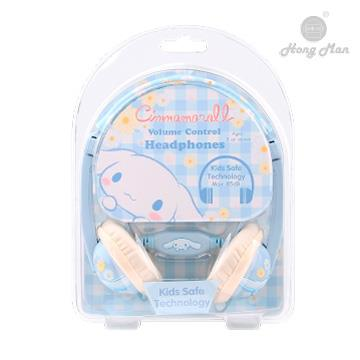 Hong man 三麗鷗系列 兒童耳機-大耳狗 KC01VL-CN
