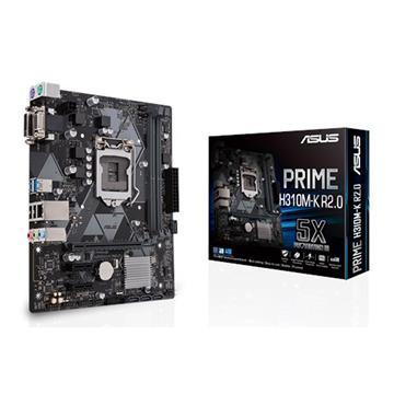 華碩 PRIME H310M-K R2.0 主機板 PRIME H310M-K R2.0