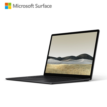 微軟Surface Laptop3 15-A11-16G-512G(黑)