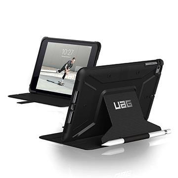 UAG iPad 10.2吋耐衝擊保護殼-黑