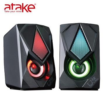 ATake X9 惡霸桌上型多媒體喇叭
