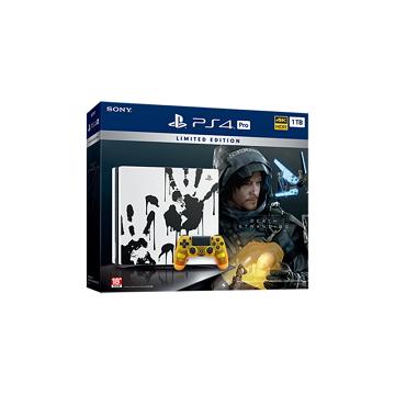 PS4 Pro 死亡擱淺 原創設計同捆組
