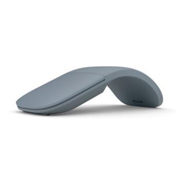 微軟Surface Arc Mouse(冰雪藍)