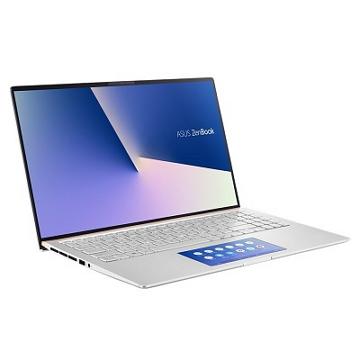 ASUS Zenbook 15 UX534FTC-冰柱銀 15.6吋筆電(i5-10210U/GTX1650/8G/512G)