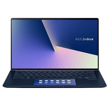 ASUS UX434FLC-皇家藍 14吋筆電(i7-10510U/MX250/16G/1TB SSD)
