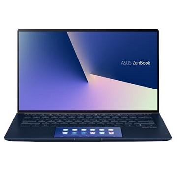ASUS UX434FLC-皇家藍 14吋筆電(i5-10210U/MX250/8G/512G)