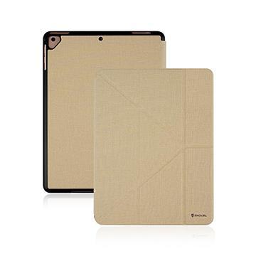 GNOVEL iPad 10.2吋多角度保護殼-棕