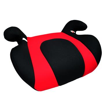 【OMyCar】小乖乖座墊-黑紅 含安全帶固定器