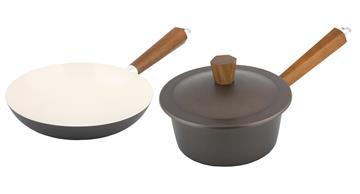 英國查特屋煎盤湯鍋雙鍋組