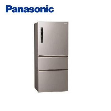 【展示品】Panasonic 610公升三門變頻冰箱