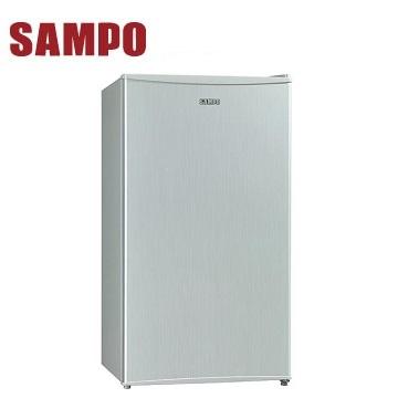 【福利品】展-聲寶 95公升單門冰箱