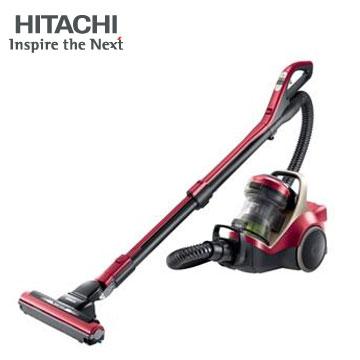 【展示機】HITACHI 日本進口420W渦輪吸塵器 CVSX950T(炫麗紅)