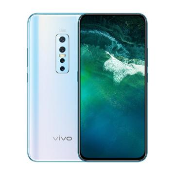 VIVO V17 Pro 琉璃白
