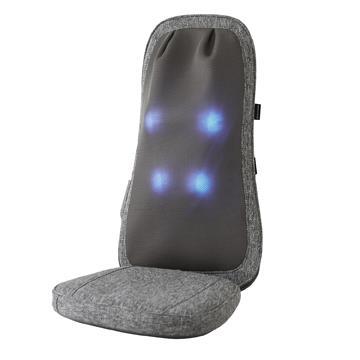 DOCTOR AIR 3D 按摩椅墊LITE-灰+DOCTOR AIR 二代紓壓椅