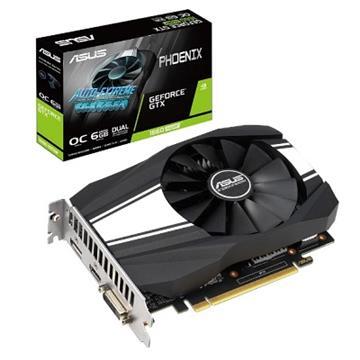 ASUS GeForce GTX1660 SUPER OC-6G顯示卡