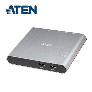 ATEN US3310 2埠USB-C攜帶裝置切換器