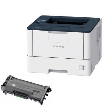 (組合)富士全錄Fuji Xerox P375dw A4黑白雷射印表機
