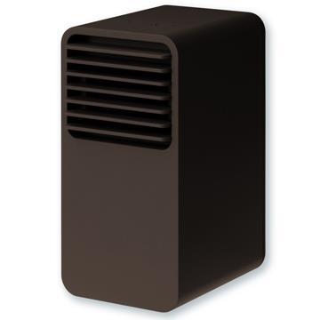 正負零+_0陶瓷電暖器(咖啡)
