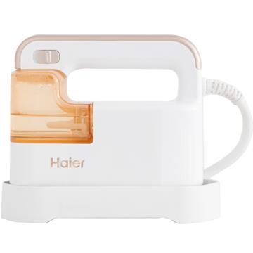 Haier 2in1蒸氣掛燙電熨斗(香檳金)
